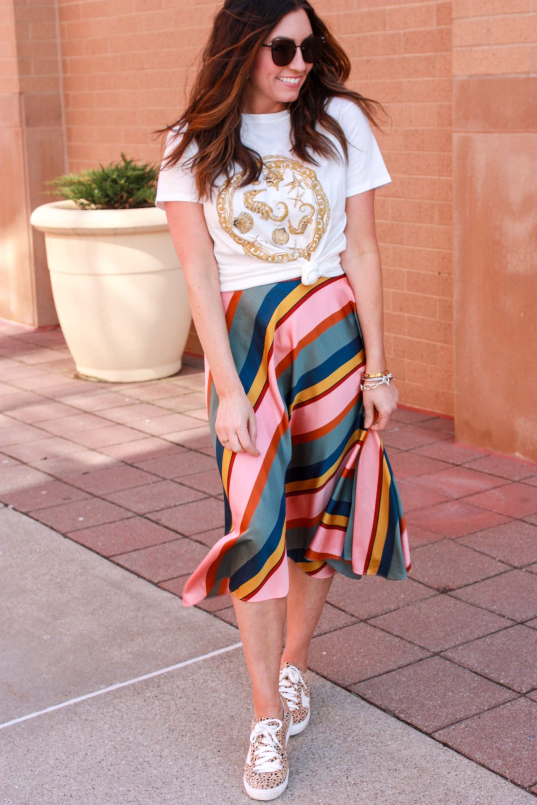Key West Midi Skirt
