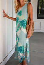 Load image into Gallery viewer, Costal Living Maxi Dress
