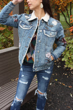 Load image into Gallery viewer, FLASH SALE- Gone for a Hike Denim Jacket
