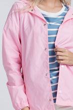 Load image into Gallery viewer, Pretty in Pink Windbreaker