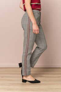 Hounds Tooth Trouser Pants