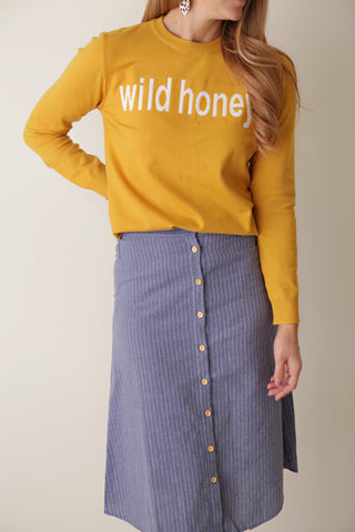 Wild Honey Sweater