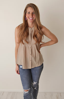 Cattail Blouse