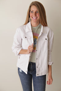 East Village Denim Jacket