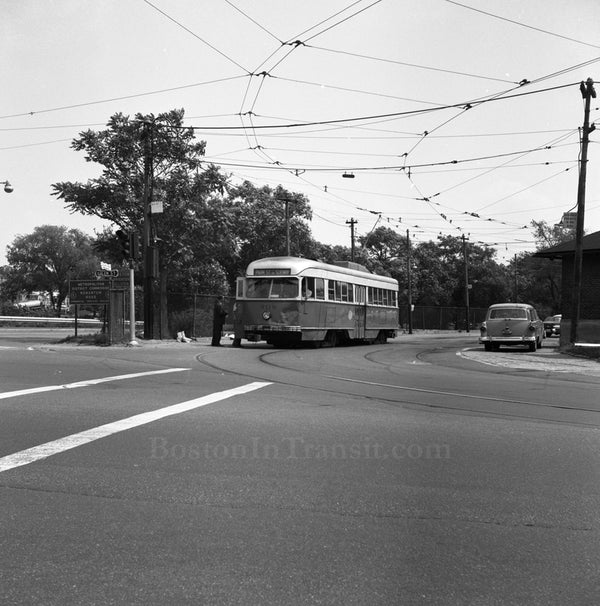 PCC Car at Watertown