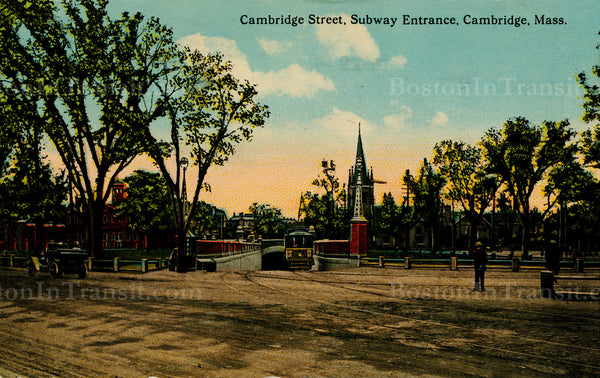 Cambridge Common Incline
