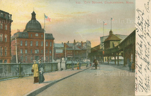 City Square, Charlestown, Massachusetts