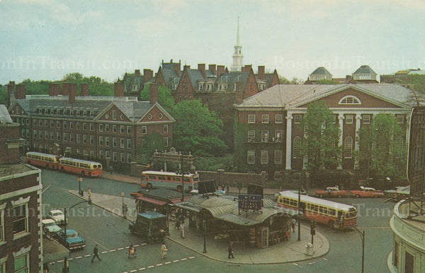 Harvard Square, Cambridge, Massachusetts 03