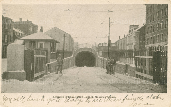 East Boston Tunnel Portal 02