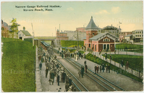 Revere Beach Station (BRB&L Railroad)
