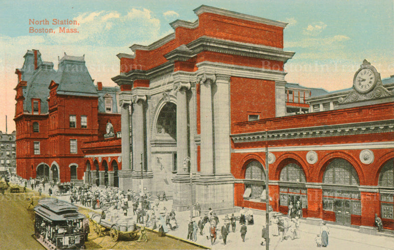 Union Station, Boston, Massachusetts 03