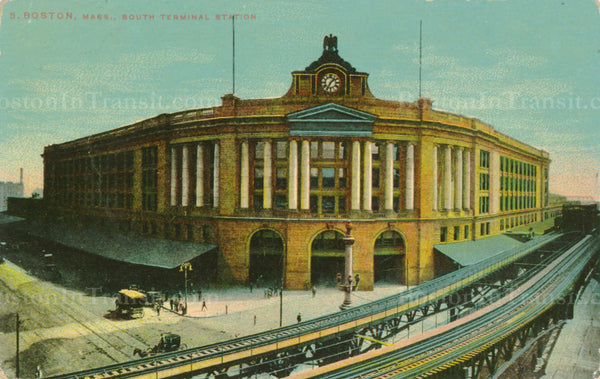 South Station, Boston, Massachusetts 03