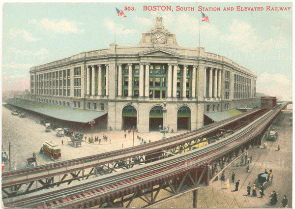 South Station, Boston, Massachusetts 05