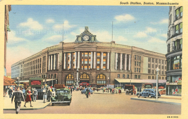 South Station, Boston, Massachusetts 10
