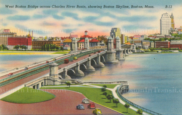 Longfellow Bridge / West Boston Bridge 03