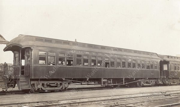 Boston & Maine Railroad Coach #749 1912