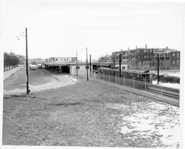Orient Heights Station, January 11, 1952