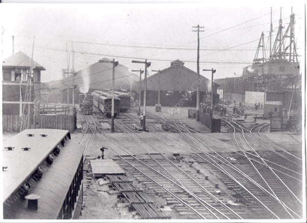 BRB&L East Boston Facilities Circa 1930s