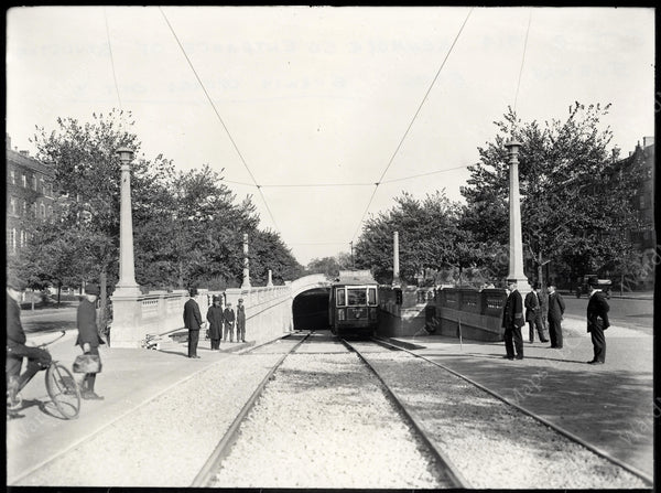 Kenmore Street Incline, October 2, 1914