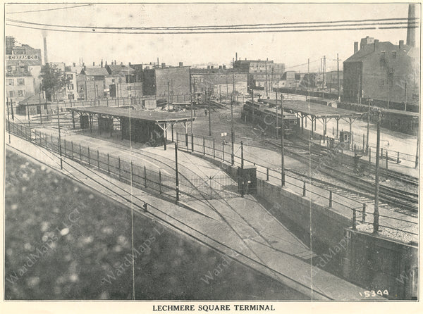 Lechmere Terminal 1922
