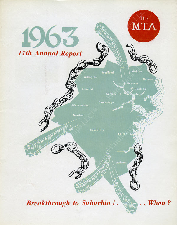 MTA Sixteenth Annual Report 1963