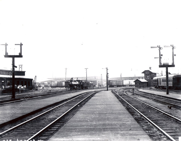 Boston & Albany Railroad Terminal, Boston, June 9, 1898