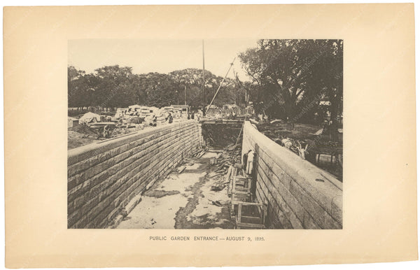 BTC Annual Report 01, 1895: Public Garden Incline, August 9, 1895