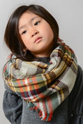 Kids Blanket Scarves