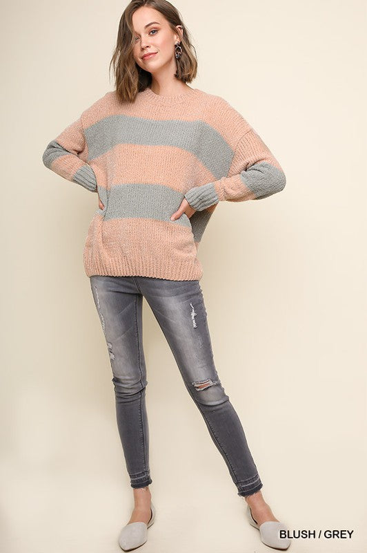 Felicity Striped Sweater