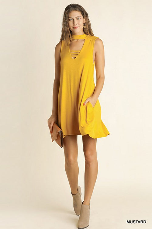 Millie Sleeveless Dress