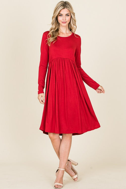 Lexi Long Sleeve Dress