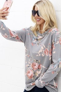 Willa Floral Long Sleeve