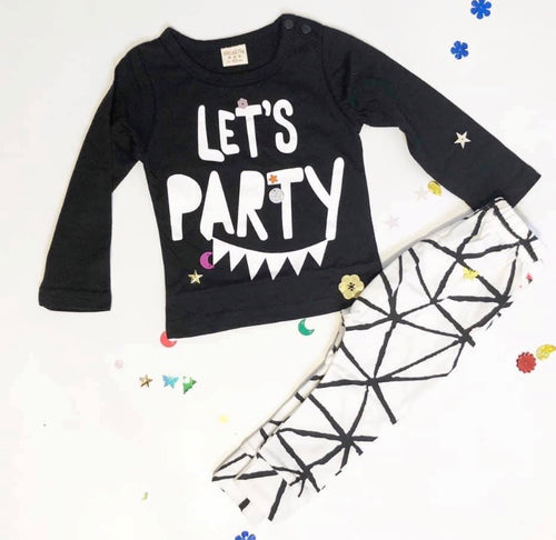 Let's Party - 2pc outfit