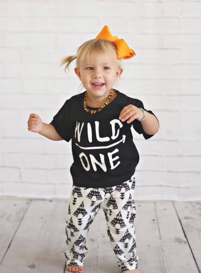 Wild One - 2pc outfit