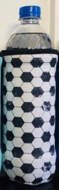 Soccer Water Bottle Coozie