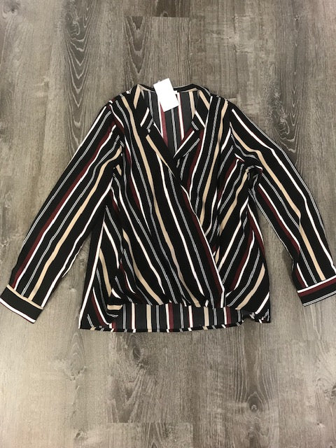 Cora Striped Long Sleeve