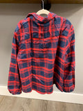Rosa Red Youth Flannel