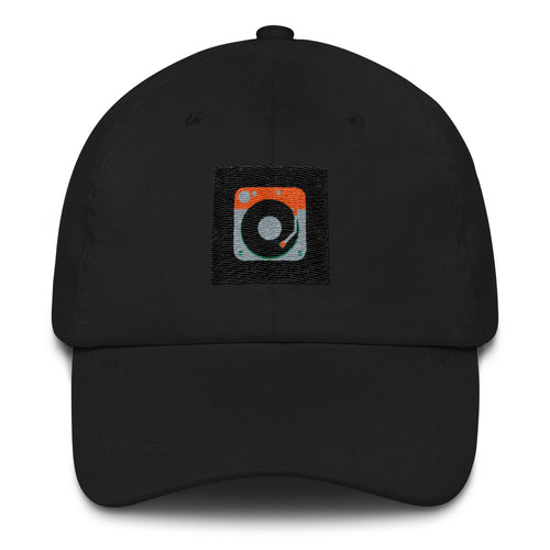 Turntable Dad hat