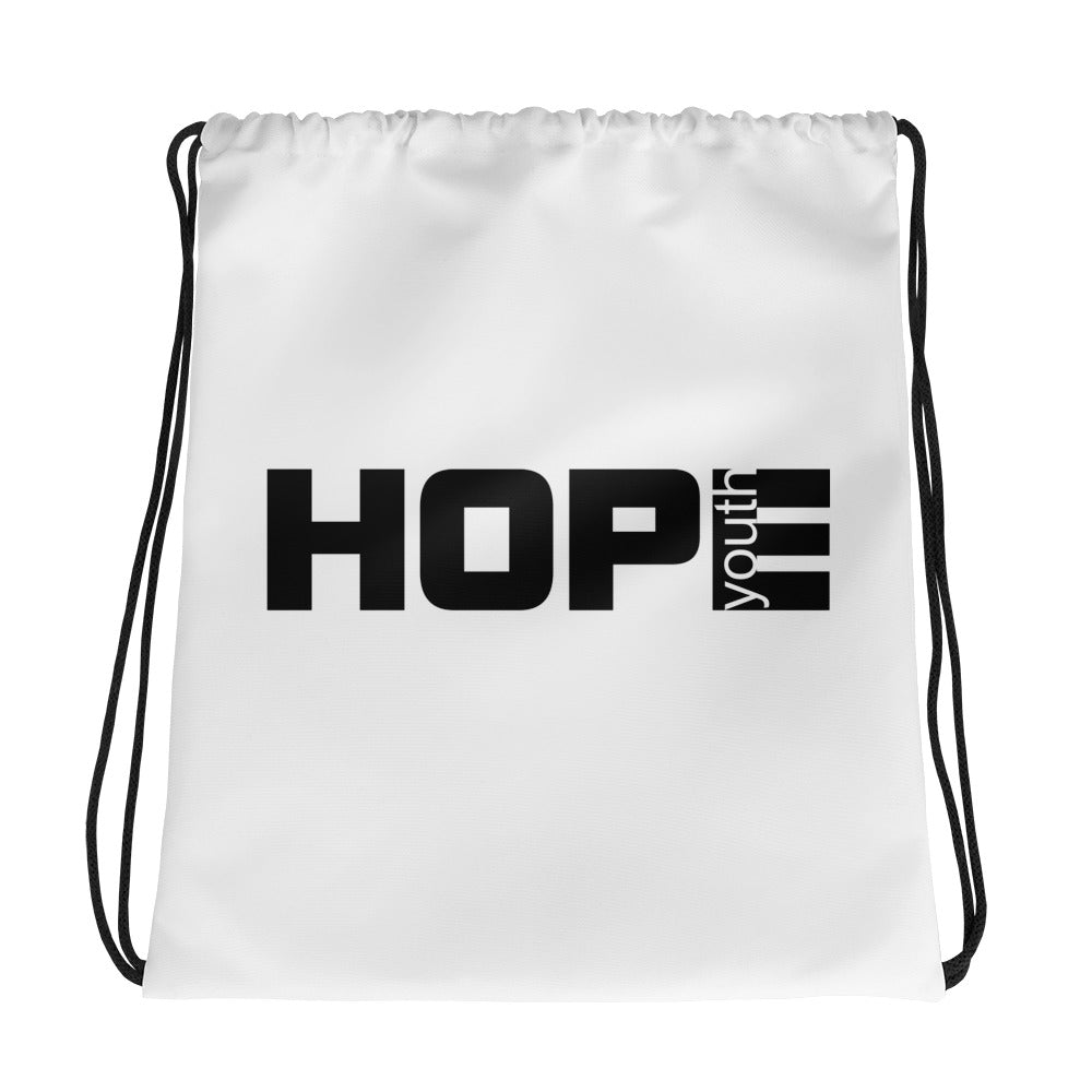 HOPEyouth Drawstring bag