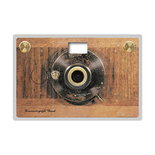 Vintage Series - 1890 H. Instantograph Wood Camera