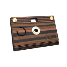 CROZ Limited - Simple Light Ebony camera
