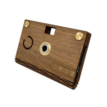 CROZ Limited - Simple Light Walnut Camera