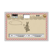 Retro Designs - Alice Rabbit