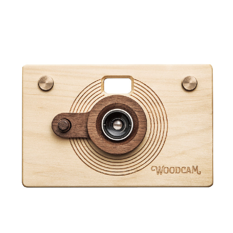 Wood Camera - Point & Shoot 2 (line)