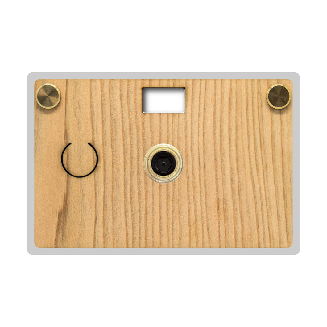 Wood Series - Taiwan Cypress Camera