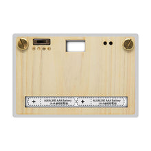 Wood Series - Japan Cypress Camera