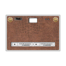 Leather Texture - Light Brown
