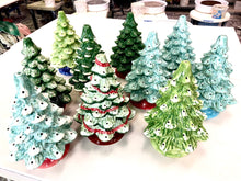 Paint Your Own Tree Workshop Nov or Dec. date
