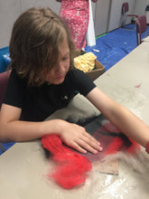 Summer Kid Workshop- Wool Felting