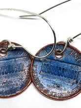 Evening Skies Penny Earrings